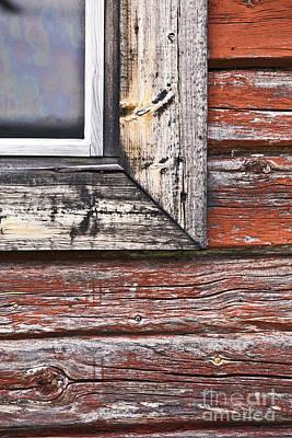 A Quarter Window Poster by Heiko Koehrer-Wagner