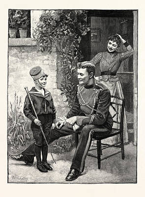 A Recruit For The Prince Of Waless Own Poster
