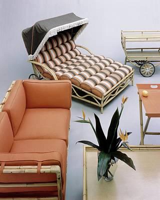 A Studio Shot Of Furniture Poster