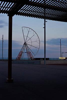 Ferris Wheel - Asymmetry Poster