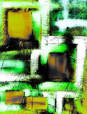 A Tetris 2 Poster by Barry Knauff