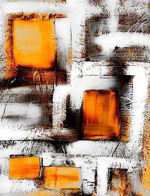 A Tetris Poster by Barry Knauff