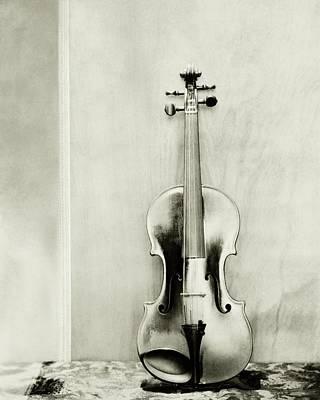 A Violin Poster