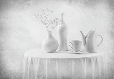 A White Dream Poster