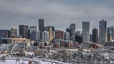 A Winter In Denver Poster