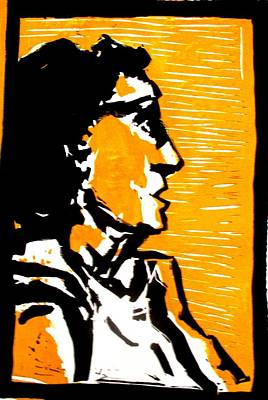 A Woman II Poster by Maria Mimi