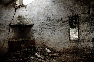 Abandoned Little House 3 Poster by RicardMN Photography