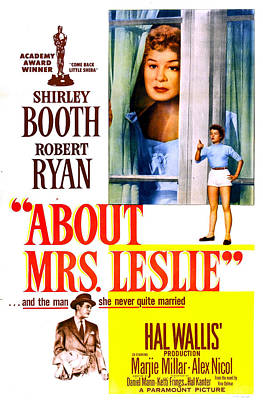 About Mrs. Leslie, Us Poster, From Top Poster by Everett