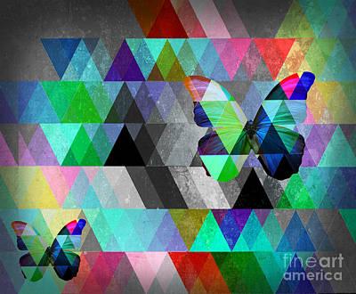 Abracadabra  Poster by Mark Ashkenazi