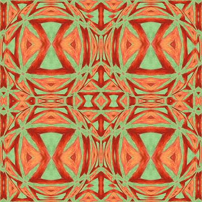 Abstract Design 1 Poster by Jeff Kolker