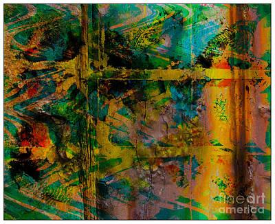 Abstract - Emotion - Facade Poster