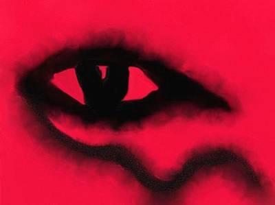 Abstract Eye  Poster