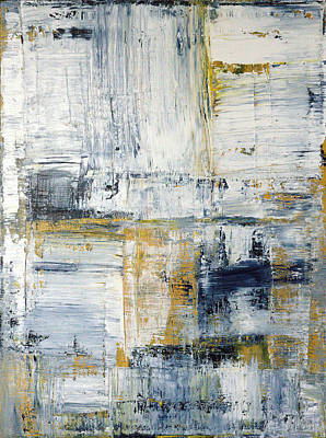 Abstract Painting No. 2 Poster by Julie Niemela