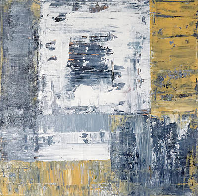Abstract Painting No. 3 Poster by Julie Niemela
