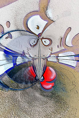 Abstract Vol2 Poster by Marek Czaja