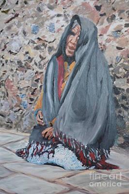 Abuela Solamente  Poster by Brian Boyle