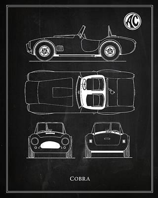 Ac Cobra Poster