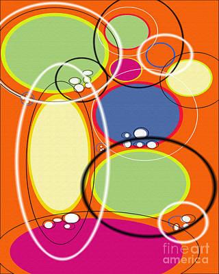 Acme Retro II Poster by Ricki Mountain