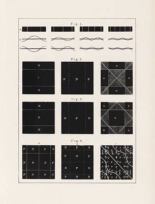 Acoustic Vibration Patterns, 19th Poster by Science Photo Library
