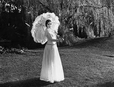 Actress Dolores Del Rio Poster