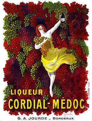 Ad Alcohol, C1906 Poster by Granger