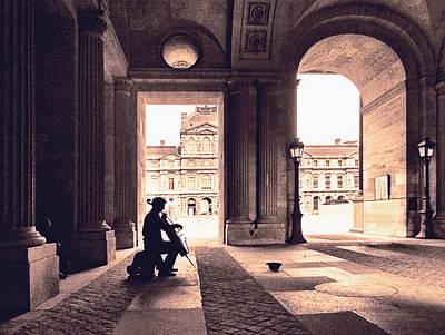 Adagio Parisienne Poster by Joachim G Pinkawa