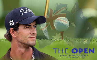 Adam Scott Poster by Spikey Mouse Photography