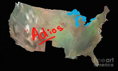 Adios Poster by GCannon