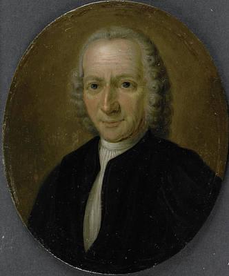 Adrianus Van Royen, 1704-79, Professor Of Medicine Poster