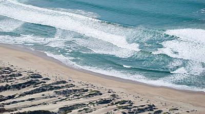 Aerial View Of Pismo Beach, San Luis Poster