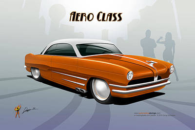 Aero Class Poster