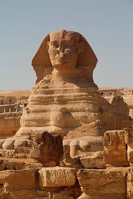 Africa, Egypt, Cairo, Giza Plateau Poster
