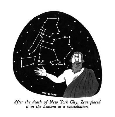After The Death Of New York City Poster