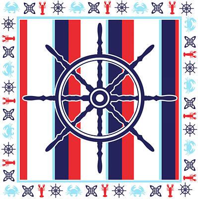 Ahoy Xiii Poster