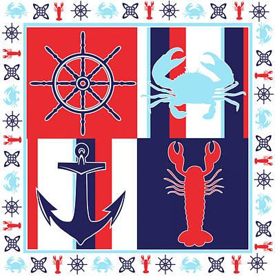 Ahoy Xiv Poster