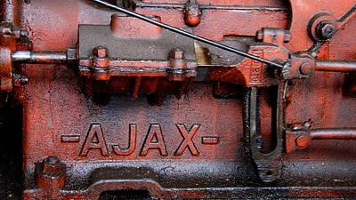 Ajax Engine Poster