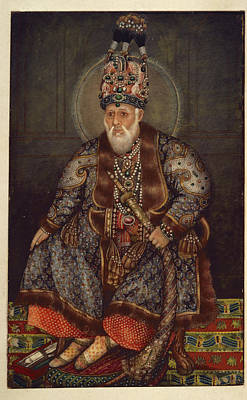 Akbar II Poster by British Library