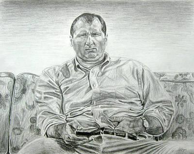 Al Bundy Poster by Michael Morgan