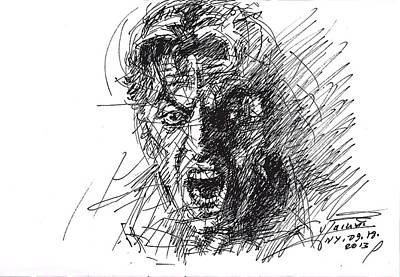 Al Pacino Poster by Ylli Haruni