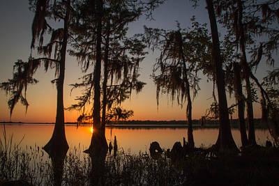 Alabama Evening Poster