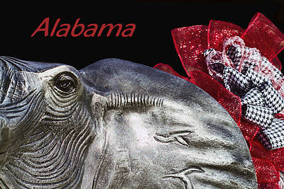 Alabama Poster by Kathy Clark
