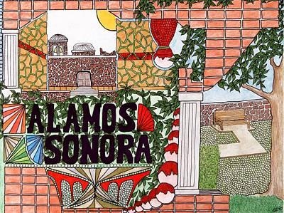 Alamos Poster