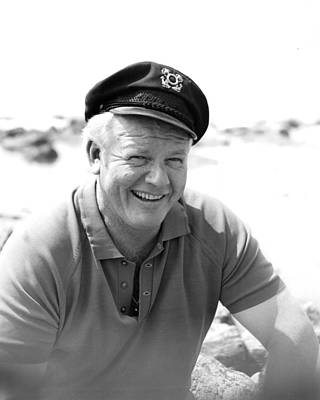 Alan Hale Jr. Poster