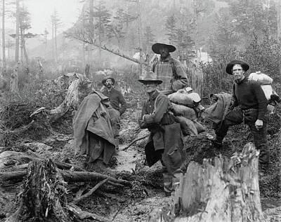 Alaska Prospectors, C1897 Poster by Granger