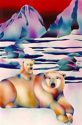 Alaska Spirit Poster