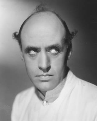 Alastair Sim Poster by Silver Screen