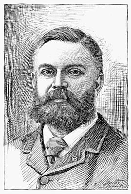 Albert Augustus Pope (1843-1909) Poster