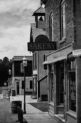 Alberta Bakery Poster