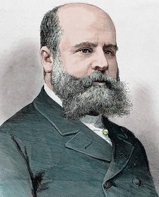 Alberto Aguilera Velasco (1842-1913 Poster by Prisma Archivo