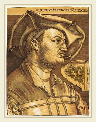 Albrecht Dürer German, 1471-1528, Ulrich Varnbuler Poster by Litz Collection